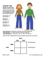 Genetics Activities For Kids