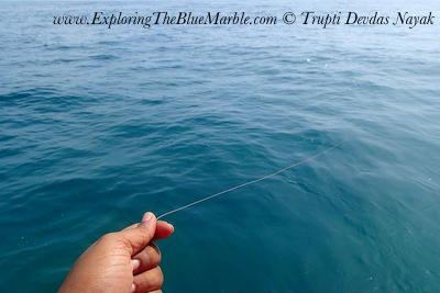 Line Fishing Holbox Mexico