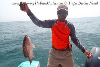 VIP Holbox Fishing Day Trip