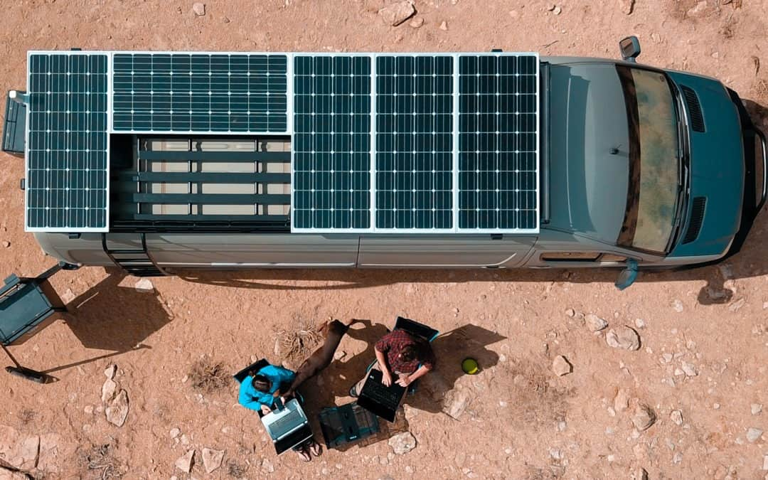 How to Design and Install Solar on a Camper Van EXPLORISTlife