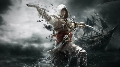 Assassin's Creed IV: Black Flag PS4 Requires A Patch For Native 1080p
