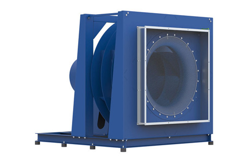 Ventilation, axial, centrifugal and process fans by Ziehl-Abegg
