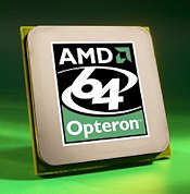 AMD Opteron Chip