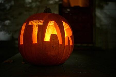 ITAR Pumpkin by Kevin Wolf