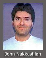 John Nakkashian