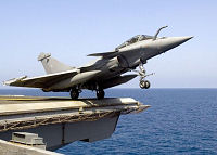 Rafale M Combat Aircraft
