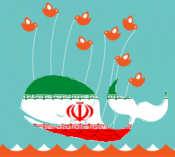 Twitter Keeps Iran Afloat