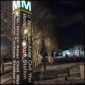 African American Civil War Memorial Metro Stop by Clif Burns via Flickr https://www.flickr.com/photos/clif_burns/12398814043/ [with permission]