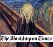 Bill Gertz's Scream