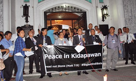 Igreja Metodista Unida protege agricultores/as nas Filipinas