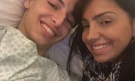 Filho da cantora Eyshila falece aos 17 anos