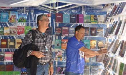 Livros lançados e divulgados durante o 20CG