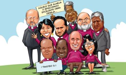 O governo da Igreja Metodista agora é de Bispos e Bispas