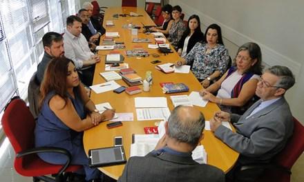 Posse da Comissão Geral de Constituição e Justiça da IM no Brasil