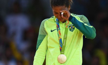 Rafaela Silva: judoca vai da depressão à medalha de ouro em casa