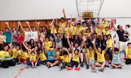 Olimpíadas do Projeto Sombra e Água Fresca no Colégio Metodista