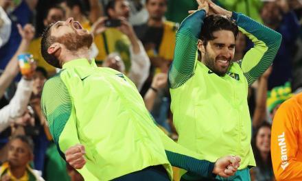 Brasil já soma 5 medalhas de ouro na Rio2016