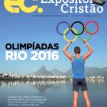 Rio 2016 no Expositor Cristão de setembro