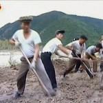 Ore pela península coreana: inundações, terremotos e conflitos atingem a região