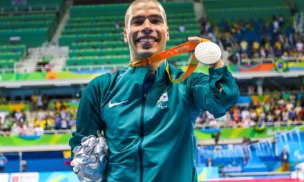 Daniel Dias conquista mais uma prata, sua 19ª medalha Paralímpica, e persegue recorde histórico