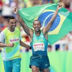 Brasil já soma 5 medalhas, e está em 4ª posição nas Paralimpíadas Rio 2016