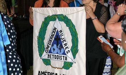 Brasileira é eleita presidente da Confederação de Mulheres Metodistas da América Latina e Caribe