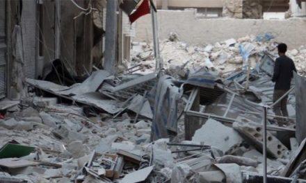 Síria e Rússia interrompem bombardeios em Aleppo