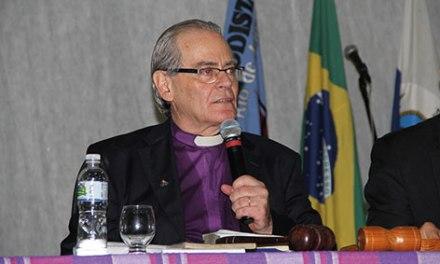 Bispo Paulo Lockmann: aposentadoria é o começo de uma nova etapa