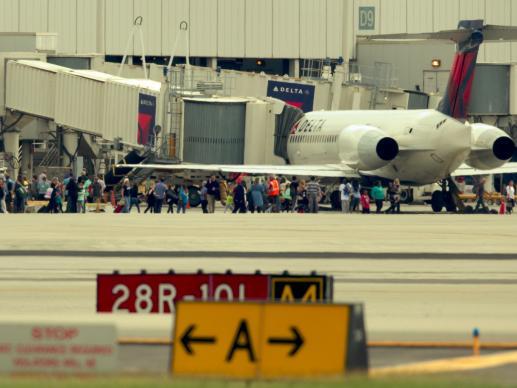 Aeroporto Internacional Fort Lauderdale–Hollywood - AP Photo | Lynne Sladky