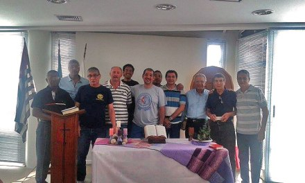 Confederação Metodista de Homens se reúne em SP