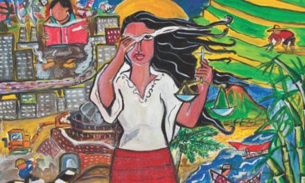Metodista filipina cria arte do material oficial do DMO 2017