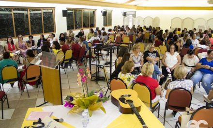 Mulheres metodistas se reúnem para Capacitação em Serra Negra (SP)