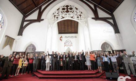 Confira a reportagem e álbum de fotos completo da posse e consagração da Cogeam e Colégio Episcopal