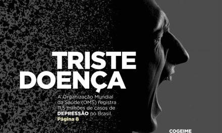Depressão: 11,5 milhões de casos registrados no Brasil | EC de Abril