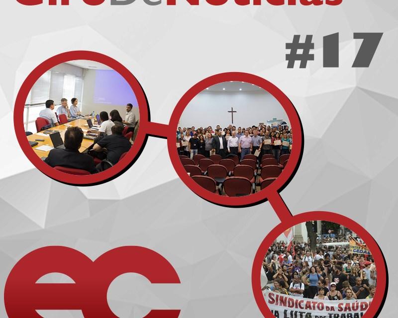 Giro de notícias #017 – Manifestos e pronunciamentos – Expansão Missionária – Edição de abril