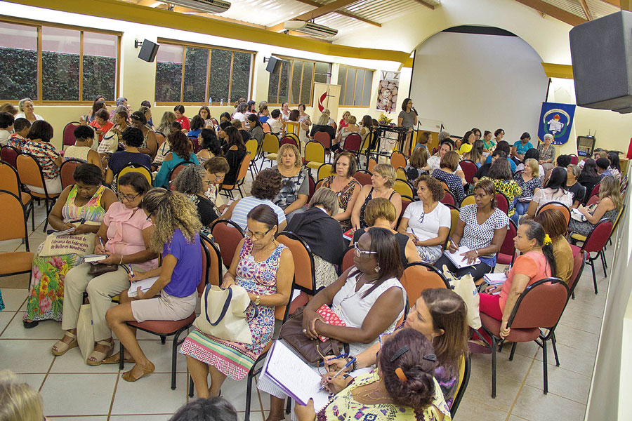Capacitação de Mulheres em Serra Negra