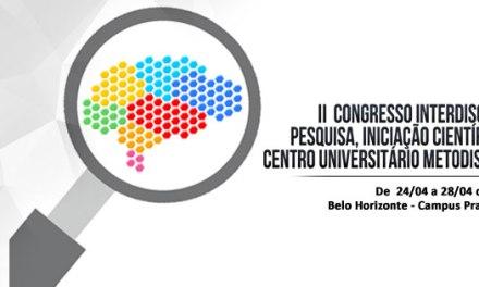 II Congresso Interdisciplinar de Pesquisa, Iniciação Científica e Extensão no Izabela Hendrix
