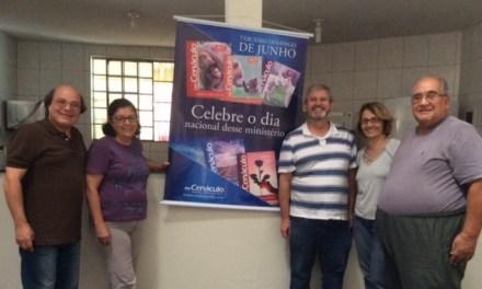 Metodistas de Belo Horizonte planejam celebração para o Dia Nacional do no Cenáculo