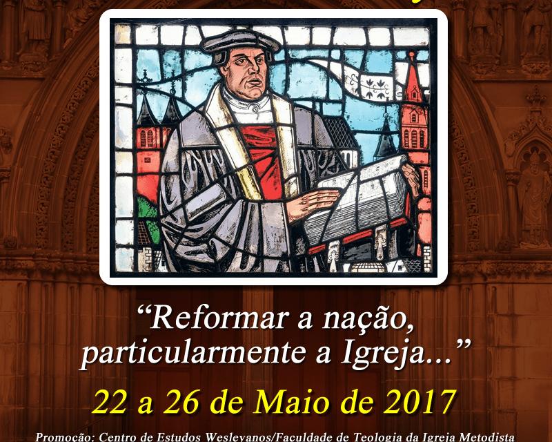 66ª Semana Wesleyana acontece entre os dias 22 e 26 de maio, na Fateo