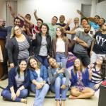 Jovens se reúnem em São Paulo