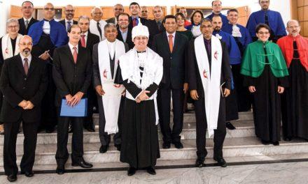 Posse do novo reitor da UMESP  destaca confessionalidade da instituição