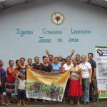 Reparando sonhos quebrados e dignidade em El Salvador