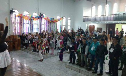 Igreja Metodista de Vitória da Conquista promove Colônia de Férias com mais de 150 crianças