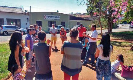 Itumbiara recebe projeto missionário liderado por jovens de Macaé