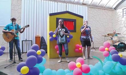Igreja Metodista em Assis celebra o Dia das Crianças