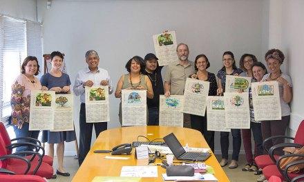 Lideranças do projeto Sombra e Água Fresca planejam ações para 2018