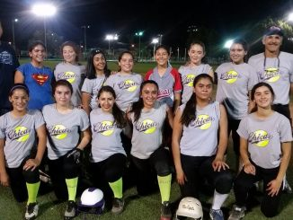 Chicas Red campeonas
