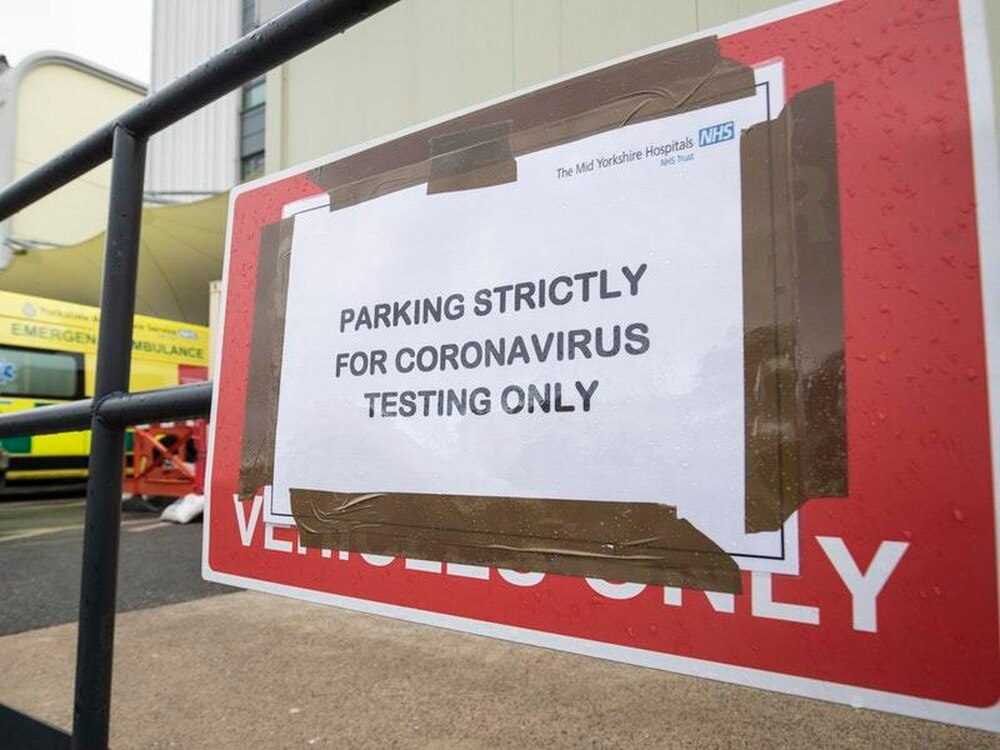 2 100 positive for covid