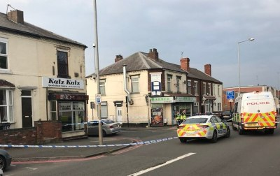 Second teenager arrested over Walsall barber shop shooting ...