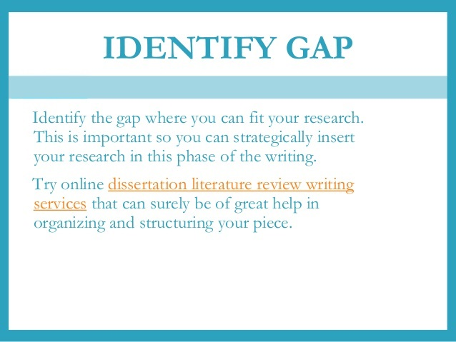 literature review Dissertation Help, PhD Thesis, Assignment - literature review
